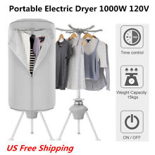 1000W Electric Portable Energy Saving Clothes Fast Dryer Wardrobe Drying Machine