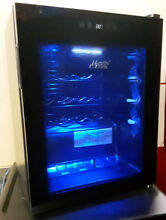 Arctic King Premium 24 Bottle Wine Cooler w  Slide Shelves AWCA024ADB_R