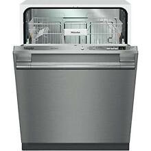 Miele G4976 SCVi SF Classic Plus Dishwasher   Stainless Steel