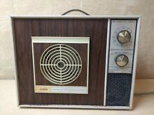 Vinage Sunbeam Portable Clothes Dryer Electric Tumble Dry Rotating DE A 1960s