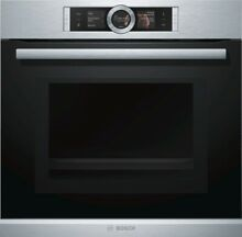 Bosch HMG636RS1 Stainless Steel   Oven with Microwave
