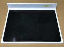 Whirlpool Range Glass Cooktop W10162032 WHITE WFE381LVQ0 R04320041
