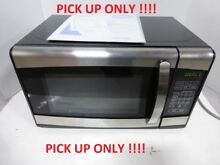DMW077BLSDD  7 cu ft Countertop Microwave With 700 Watts Of Cooking PICK UP ONLY