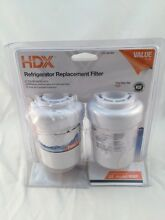 HDX REFRIGERATOR REPLACEMENT FILTER VALUE PACK FITS IN PLACE OF GE MODEL MWF