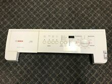 Bosch Washer Control Panel 00660719 1206439 660719 PS8731949