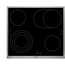 AEG HE604070XB   Cooktop   Stainless Steel