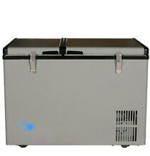 Whynter 62 Quart Dual Zone Portable Fridge and Freezer