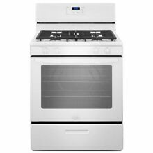 Brand New Whirlpool Freestanding 5 1 cu ft Gas Range  White