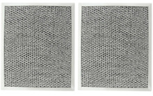 2  Replacement Charcoal Range Hood Filters for Broan Nutone 97007696