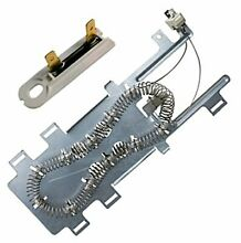 8544771 Dryer Heating Element   Fits Whirlpool  Kenmore  Maytag  Includes