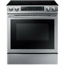 Samsung NE58K9430SS Convection 30  Slide In Electric Range   Stainless Steel