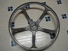 Fridigare Washing Machine Model FTF530FSO Pulley Drum Reinfor AP2107800