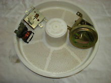 GE Washer Parts Relay  Toggle Switch  Water Level Switch  Lint Filter
