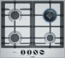 Bosch Pch6a5c90d   Cooktop   Stainless Steel