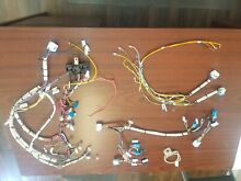 Samsung  NE58F9500SS30  Slide In Electric Range complete wiring harness