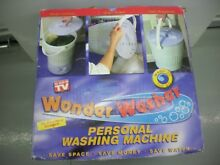 Wonder Washer Portable Washing Machine NIB  Apt RV Boat