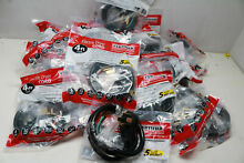 24 Pack Lot 4  Appliance Electric Dryer Power Cords 4 Wire 30A Amp 125 250V 10 4