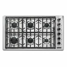 Brand New Viking 36  Gas Cooktop  Natural Gas