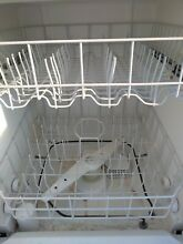 GE Potscrubber Dishwasher Used Upper Rack Great Condition
