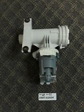 GE Washer Drain Pump WH23X25518 WH23X10038