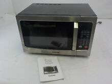 Toshiba EM131A5C SS   Microwave Oven with Smart Sensor  Stainless Steel