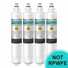 PRO NSF 53 42 Certified RPWF Refrigerator Water Filter  Compatible with GE RPWF