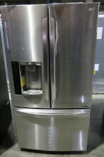 LG LFX25974ST 24 1CF French Door Refrigerator Stainless Steel FORT LAUDERDALE