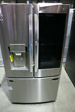 LG LFXS26973S 26 2CF Refrigerator French Door WiFi Stainless Steel