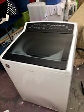 Slightly Used whirlpool 5 3 cu high efficiency top load washer white ENERGY STAR