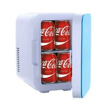 ZOKOP Mini Fridge Portable Cooler Warmer Heats 6L Blue Hot High Performance
