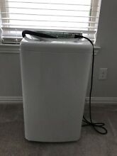 HAIER PORTABLE COMPACT Washer Good Working Condition  Houston Pick Up Only
