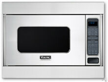 Brand New Viking VMTK277 27 Inch Wide Microwave Trim Kit ONLY   Stainless Steel