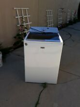 Maytag Commercial technology  Bravos XL  washing machine