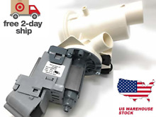 Washer Drain Pump For Whirlpool 280187 Duet GHW9300PW1 Maytag 4000 Kenmore HE3T