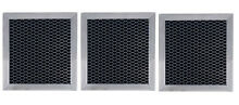 3  Compatible with Whirlpool 8206230A Microwave Hood Charcoal Filters