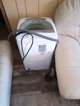 Haier portable washing machine  Rarely Used  Portable Washer 1cubic Foot