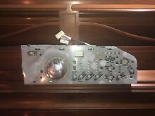 OEM Whirlpool Dryer Control Panel w Knob W10298625 Rev A 8564265  WPW10211335