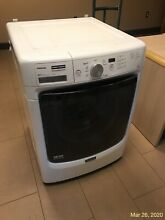 Maytag washing and drying machine