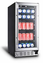 SPT 92 Can Beverage Cooler  Commercial Grade  Undercounter Freestanding BC 92US