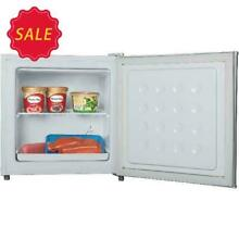 Upright Mini Freezer 1 1 cu ft Energy Efficient White for Small Spaces