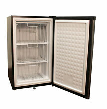 SPT Upright Freezer in Stainless Steel   3 0 cu ft  Energy Star   UF 304SS