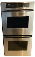Thermador Pro 30 double wall oven Stainless Steel used