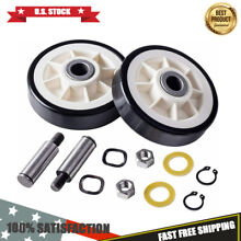 303373K 12001541Dryer Drum Support Roller Kit Replace 303373 for Maytag Kenmore