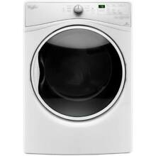 Whirlpool WGD85HEFW 7 4 cu  Gas Dryern   New Boxed Item   LOCAL PICKUP ONLY