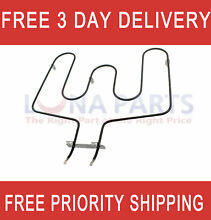 WB44T10014 for GE Range Oven Bake Unit Lower Heating Element AP2624504 PS249289