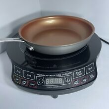 Nuwave Precision 2 Induction Cooking System Stove Cook Top Model 30151AQ  CLEAN