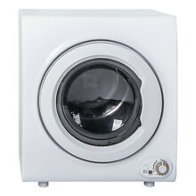 1400W Compact Automatic Electric Clothes Dryer Machine Laundry Dry w  Timer