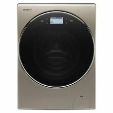 Whirlpool  All In One  24  Smart Front Load Washer   Dryer Combo WFC8090GX