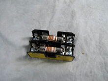 Kitchen Aid Whirlpool Cooktop Fuse Block w  2 Fuses W10122375 W10122374 NEW