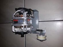 GE PROFILE HARMONY DRYER MAIN DRIVE MOTOR ASSEMBLY WE17X10007